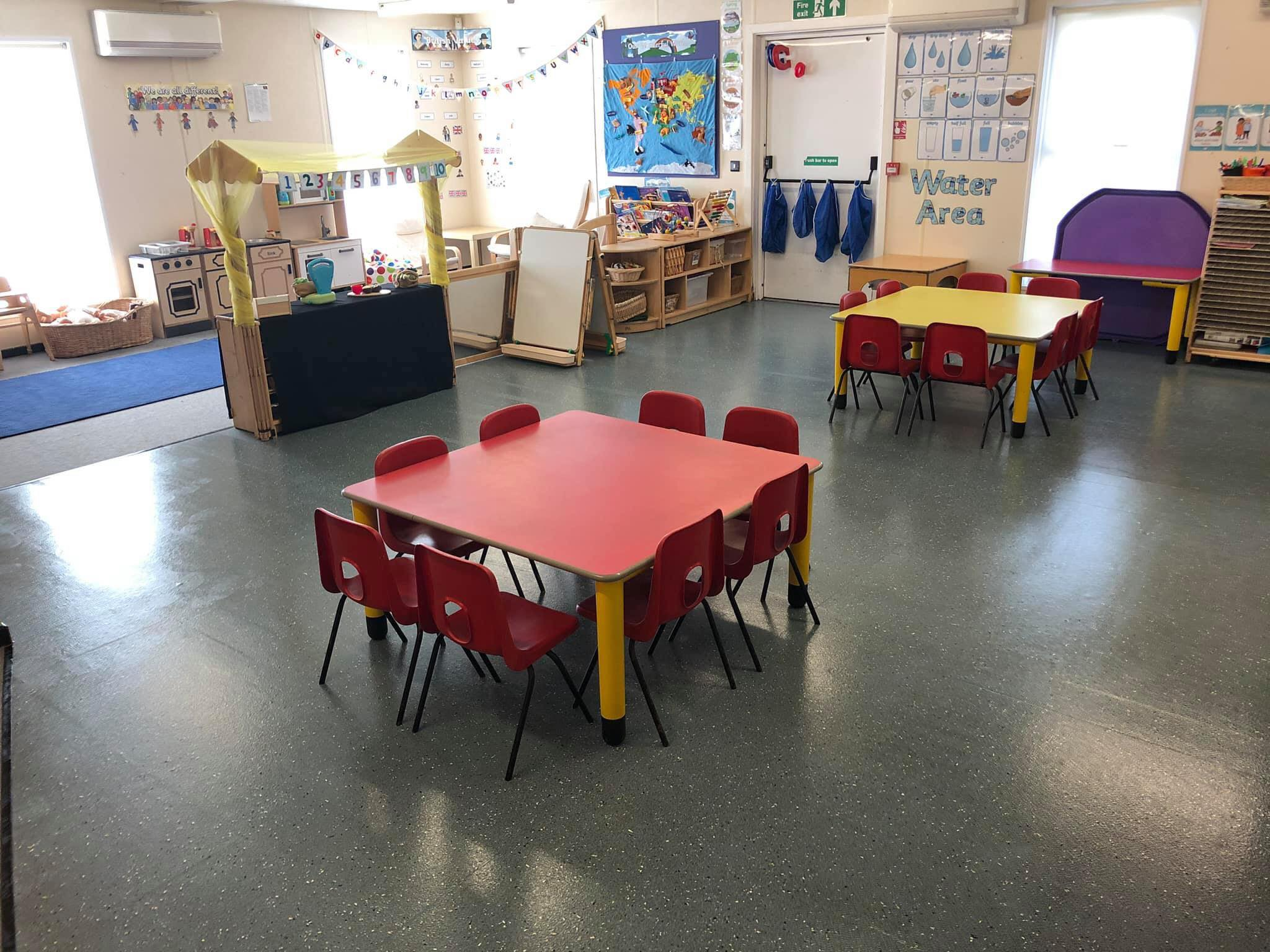 Nursery Cleaning Weston-super-Mare_1