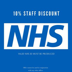 Cleaning Company Offers 10% Discount to NHS